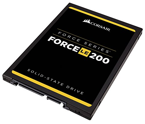 Corsair Memory Only Corsair Force Series LE200 SSD, SATA 6Gbps 120GB 2.5 inches CSSD-F120GBLE200B by Corsair (Image #4)'