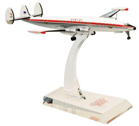 Daron Hogan Qantas L1049 Reg VH-EAO Die-Cast Model Kit, 1/200 Scale (Qantas Vh)