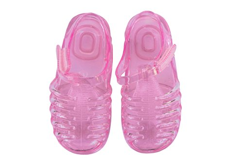 Aqua-Speed - Kinder Badeschuhe / Bade-Sandalen mit Anti-Rutsch Sohle 18