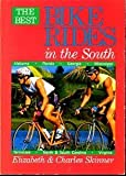 The Best Bike Rides in the South, Elizabeth Skinner and Charles Skinner, 1564400158