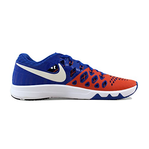 Shoe Train University Running 4 Speed Black NIKE White Orange Men's qXRwx17