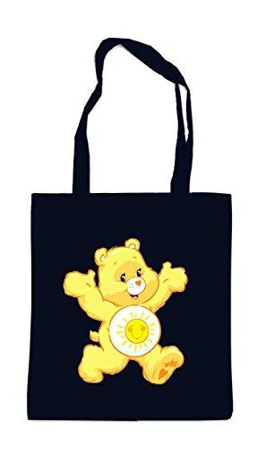 Sunny Bear Bag Noir Certified Freak
