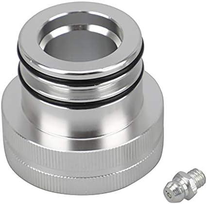 Nrpfell Herramienta de Reparaci/óN de Engrasador de Cojinete de Rueda de Coche Herramienta de Inyecci/óN de Aceite de Cojinete de 39 Mm para Can-Am Maverick X3