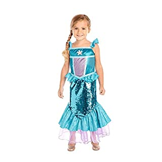 Carter's Toddler Halloween Costumes, Mermaid, 4-5