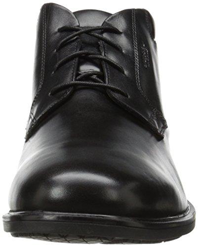 Rockport Essential Details WP Chukka - Botas de Piel para hombre negro