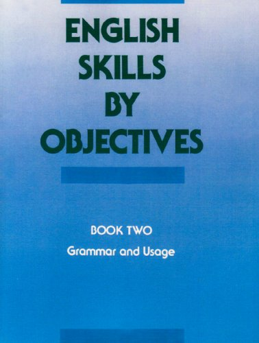 ENGLISH SKILLS BY OBJECTIVES BOOK 2 88C