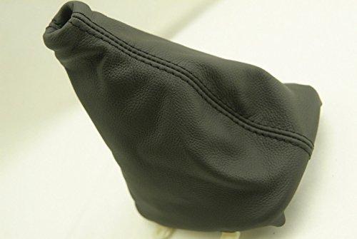 Autoguru Nissan Silva 240SX S13 89-93 Manual Shift Boot Synthetic Leather Black