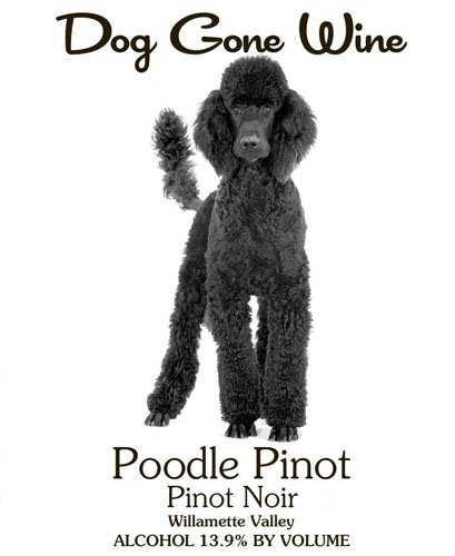 Honeywood Winery Poodle Pinot Fruit