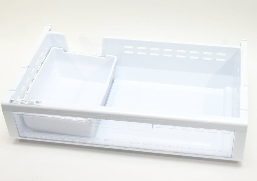 Samsung DA97-07638L Refrigerator Freezer Drawer Genuine Original Equipment Manufacturer (OEM) Part