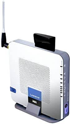 Linksys by Cisco Wireless-G Router For Mobile Broadband For Use With Verizon