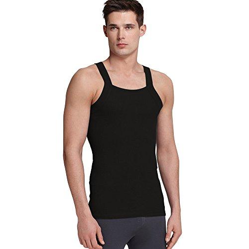bedb3d7f940d5 DealStock Square Cut G-Unit Ribbed Cotton Mens Tank Top Undershirt Underwear