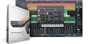 Studio One 3 Professional Creative Music Production Environment (License Code + Quick Start)