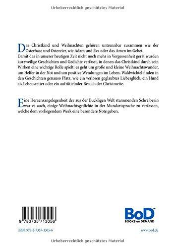 Übers Christkind: Geschichten und Gedichte für erwachsene Kinder ...