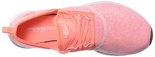Nuovo Equilibrio Womens Fuelcore Nergize V1 Fuel Core Cross Trainer Fiji / Bianco
