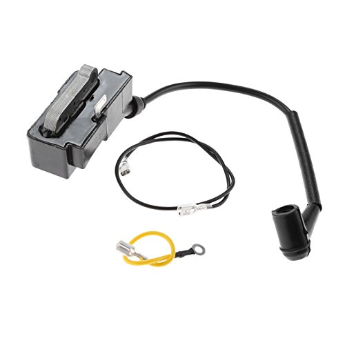 Ignition Coil Module Magneto for HUSQVARNA 390 385 375 372 371 XP 365 362 359 357 353 351 350 346 345 340 Chainsaw by Mtsooning