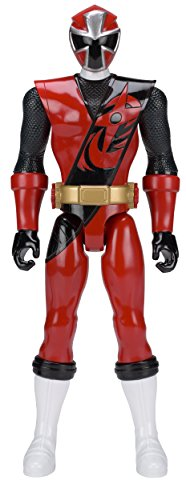(Power Rangers Super Ninja Steel 12-inch Action Figure, Red Ranger)