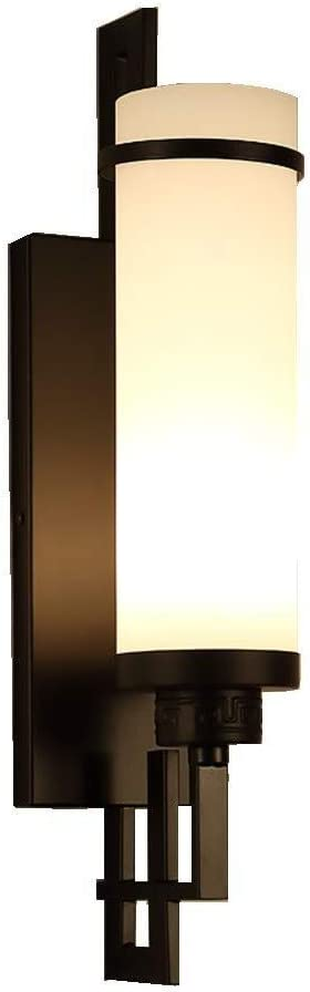 PSOU ウォールランプ- 古典的なシンプルなスタイルに設計ウォールランプベッドルームベッドサイドランプホテルの廊下壁ランプE27