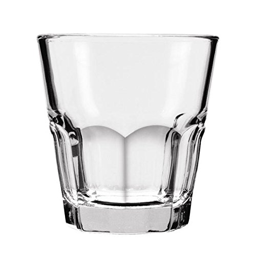 Anchor Hocking 90005 2-7/8'' Diamter x 3-1/8'' Height, 5 oz New Orleans Rock Glass (Case of 36)