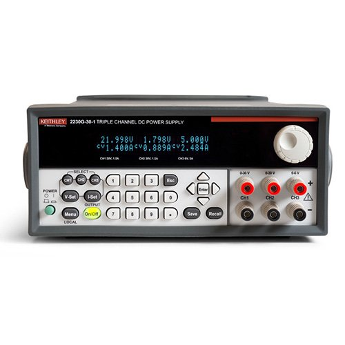 Keithley 2230G-30-1 Programmable Triple Channel DC Power Supply with GPIB Interface