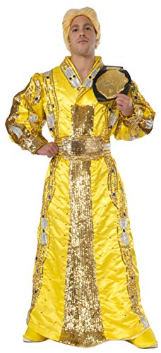 Rubie's Costume Co Men's WWE Ric Flair Grand Heritage Costume, Multi, Medium -