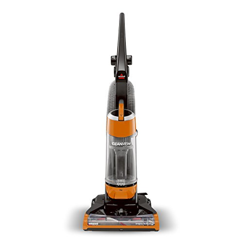 (Bissell CleanView Bagless Upright Vacuum with OnePass Technology, 1330 - Corded)