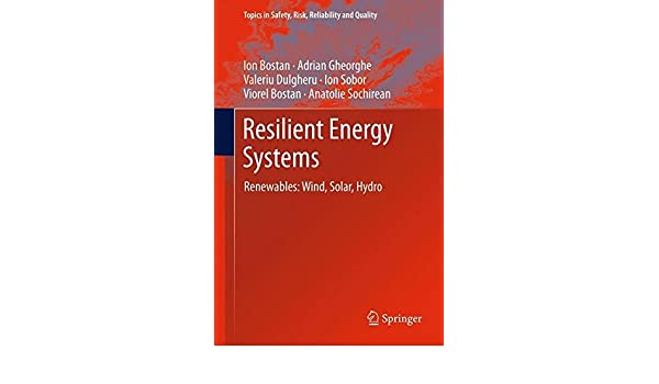 resilient energy systems gheorghe adrian v bostan ion dulgheru valeriu sobor ion bostan viorel sochirean anatolie