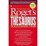 The New America Roget's College Thesaurus in Dictionary Form, , 0451118057