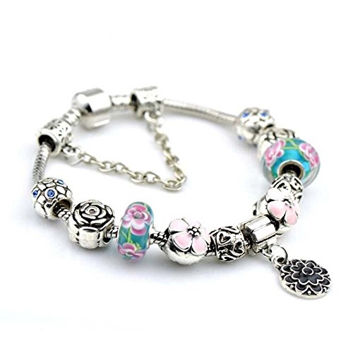 the-starry-night-enamel-craft-cherry-blossom-flower-pendant-lovely-design-pink-pandora-bracelet