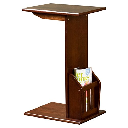 Gammons End Table, Modern End Table, Espresso