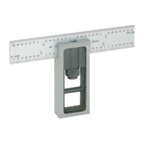 PEC Double Square - Model: 7105-266 Blade Length: 6''