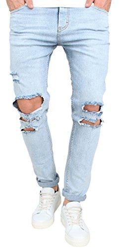 Mens 35 Inch Waist Jeans - 8
