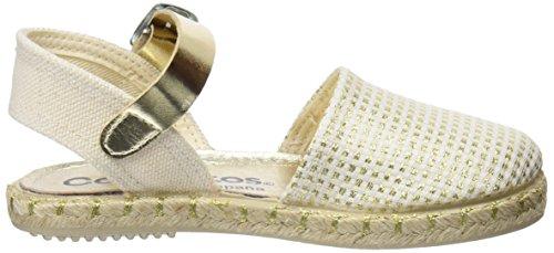 Amazon.com | Conguitos Baby Girls IV121503 (Toddler/Little Kid) Gold 28 M EU | Shoes