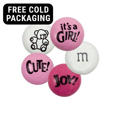 Baby Girl Custom M&M'S 2lb Bulk Candy Bag