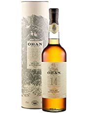 Oban 14 Years Old Single Malt Scotch Whisky 70cl with Gift Box