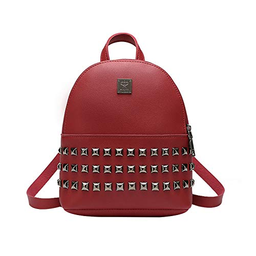 Mini Backpack for Women Girl Female PU Leather 2019 Fashion Small Shoulder  Bag a879dc2d98c2b