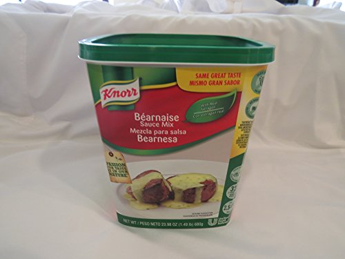 Knorr Bearnaise Sauce Mix, 1.49 Pound - 4 per pack - 1 each.