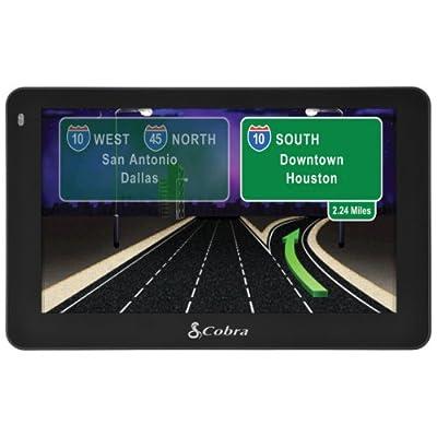 "Cobra 5600PROLM 5"" Pro Driver Navigation GPS with Lifetime Maps"