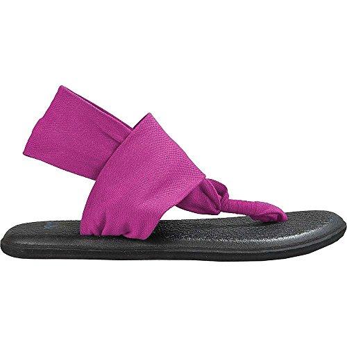 [サヌーク] レディース サンダル Sanuk Women's Yoga Sling 2 Sandal [並行輸入品]