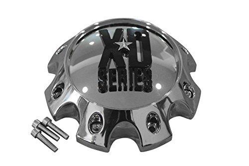KMC XD Series 441 796 797 798 8 Lug Chrome Short Center Cap 309B170-8H
