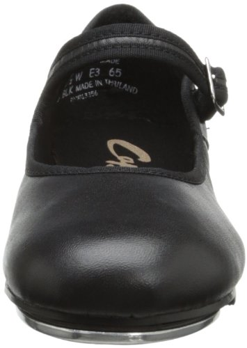 7 Tap 5 Black Shoe W US 3800 Women's Capezio Jane Mary wq17Ff4