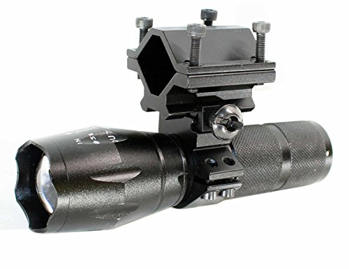 (Trinity 1000 Lumen LED Flashlight for Remington 870 Pump.)