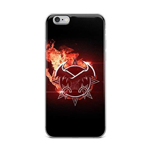 joyganzan League of Legends Draven Logo Design Case Cover Compatible for iPhone (6 Plus/6s Plus)