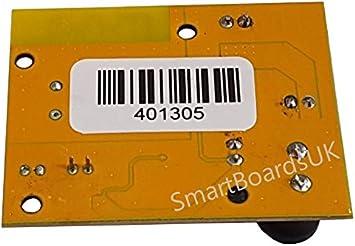 REEMPLAZO Sistemas de PCB Hoverboard kit de reparaci/ón placa base PCB de sistema dual PCB principal Bluetooth LED giroscopio