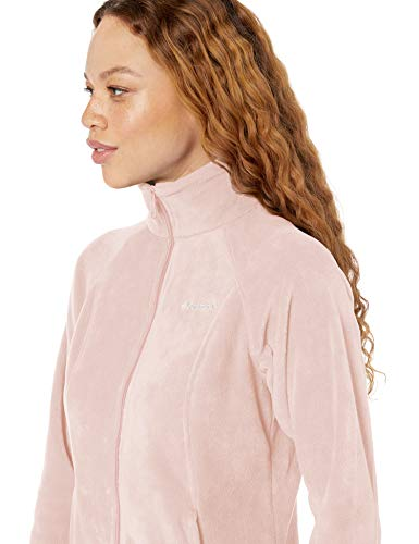 In Pile Mineral Giacca Pink Columbia Donna FwBtYqwE