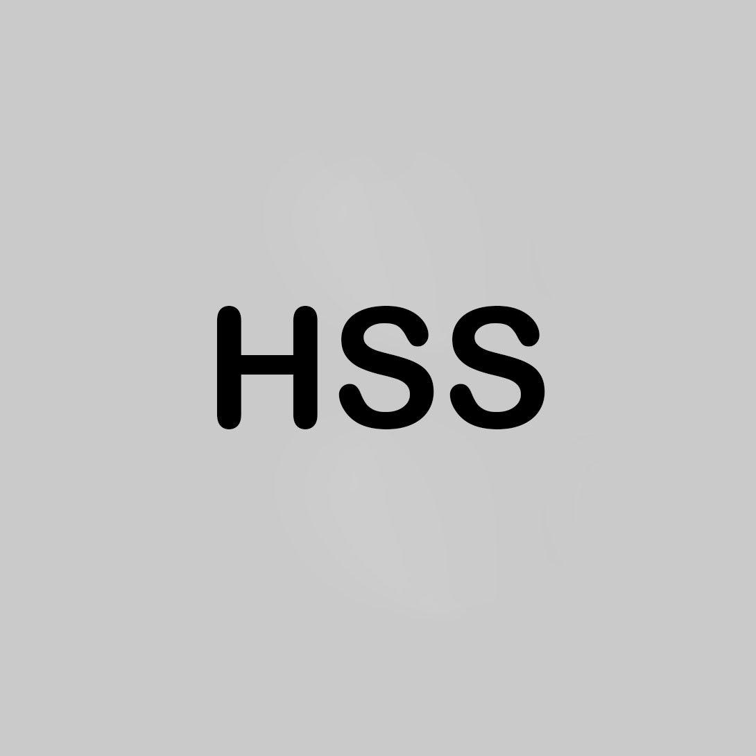 Handreibahle 14 mm Passung H7 Qualit/ät HSS