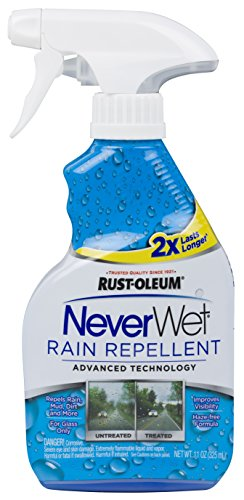 Rust Oleum 287337 Neverwet Rain Repellent