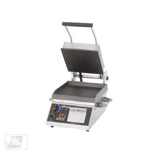 "Table Top King star (CG10IE) - 16"" Grooved Pro-Max Sandwich Grill"