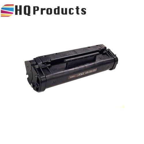 HQ Products Re-Manufactured Replacement for Canon FX3 Toner Cartridge L75 L80 L-75 L-80.