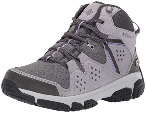 Isoterra Mid 42 ti Chaussures Gris De Eu Grey Outdry Steel 033 Randonnée Femme Hautes Columbia Fairytale 5Adxqz5
