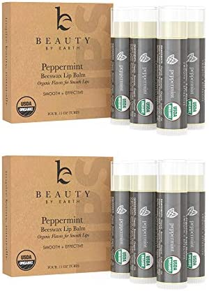 Organic Peppermint Lip Balm Pack product image